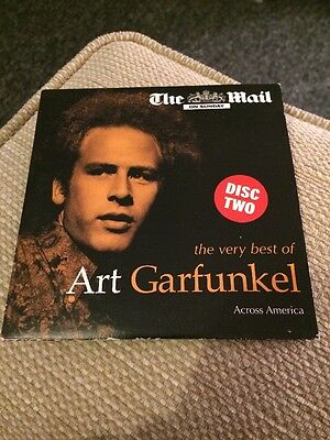 The Very Best Of Art Garfunkel Across America The Mail On Sunday Promo
