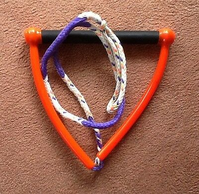 Ski Tow Rope Handle Approx 5ft Long