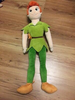 Disney Peter Pan Plush Doll