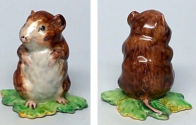 "Beswick Beatrix Potter Figurine ""Timmy Willie From Johnny Town-Mouse"""