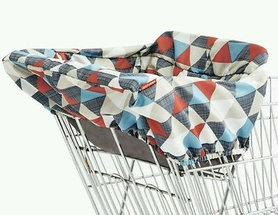 Skiphop high chair and shopping cart cover