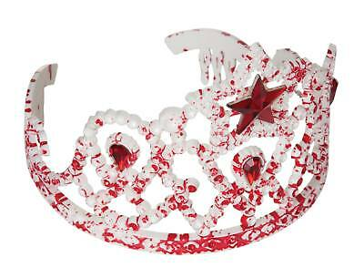 FANCY DRESS Bloody Tiara with Star Drop Gems