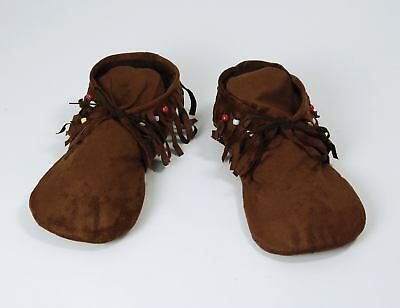 FANCY DRESS Hippy/Indian Moccasins. Lady's