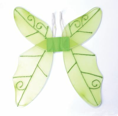 FANCY DRESS Children's Butterfly Wings Green