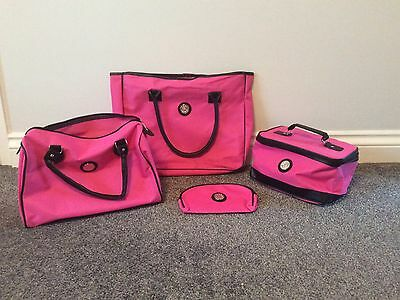 4 in 1 AUDE FALBERT TRAVEL BAGS