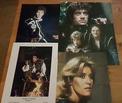 Blakes 7 Job Lot of 10 Assorted Photographs (All 10 x 8) ONLY £10 Lot 17