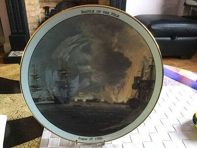 Royal Doulton The Battle of the Nile