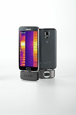 FLIR ONE Thermal Imaging Camera for Android Devices Cell Phones NEW
