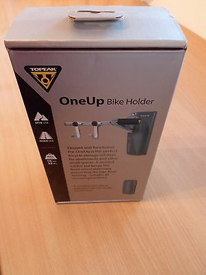 Topeak Oneup Wall Mounted Bicycle Holder Rack