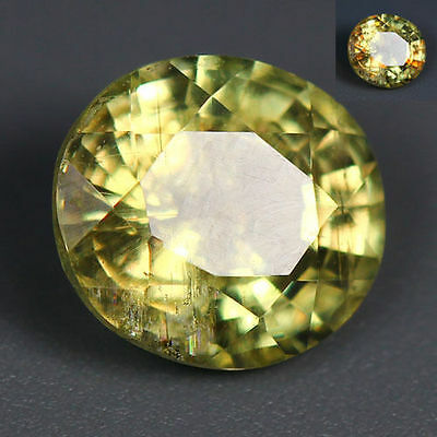1.45 Cts_World Class Rarest Gemstone_100 % Natural Color Change Diaspore_Turkey