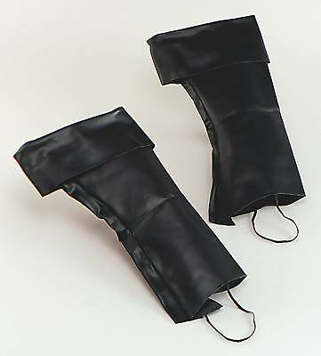 FANCY DRESS Boot Top Covers- Pirates