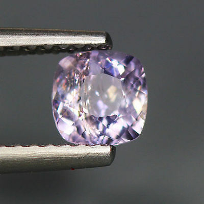 0.53 Cts_Simmering Ultra Nice Gemstone_100 % Natural Light Purple Scapolite