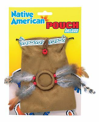 Native American Indian Pouch