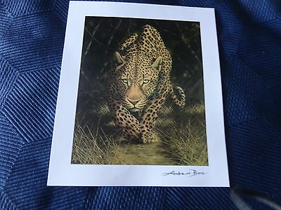 "Andrew Bone ""african Mystique"" Seriolithograph~Park West~Coa"