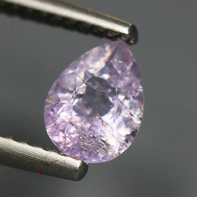 0.64 Cts_Simmering Ultra Nice Gemstone_100 % Natural Light Purple Scapolite