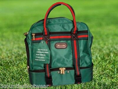 HENSELITE DUNDINE Bowls Bag - LAWN BOWLS - STRONG DURABLE FREE P&P