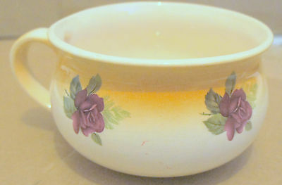 Old Soup Pottery Cup