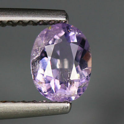 0.61 Cts_Simmering Ultra Nice Gemstone_100 % Natural Light Purple Scapolite