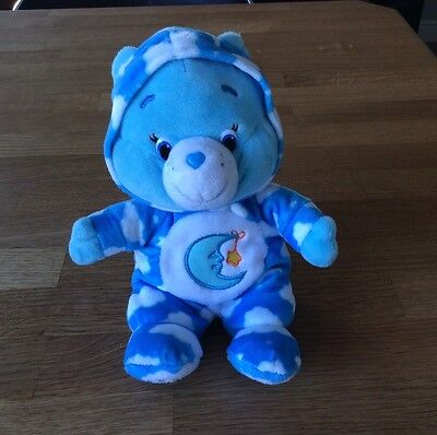 Care Bears PJ Party Bean Bag 8in Beanie Plush Soft Collectable Toy Bedtime Bear