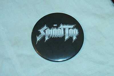 Spinal Tap logo fridge magnet 58mm - comedy heavy metal
