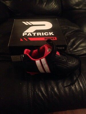 New Kids Rugby Boots Size 12