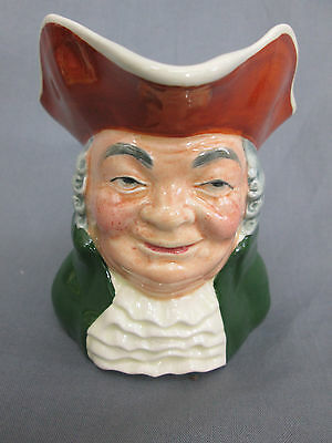 The Squire Vintage Handpainted Character Jug