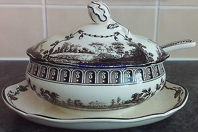 500 Ltd Ed WEDGWOOD CATHERINE FROG SERVICE GENIUS COLLECTION LIDDED SAUCE TUREEN