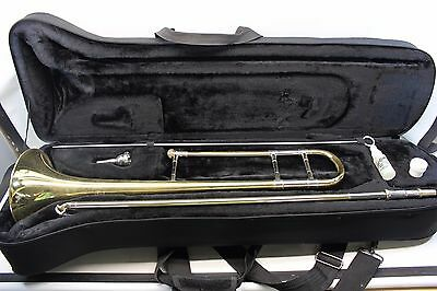Bach Stradivarius 12 Bb Bell  Trombone PROFESSIONAL With Case and Mouthpiece
