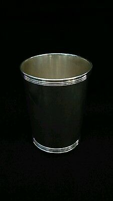 Vintage Sterling Silver Manchester 3759 Mint Julep Cup