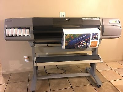 "42"" HP Designjet 5500 Large Wide Format Printer Poster Decal"