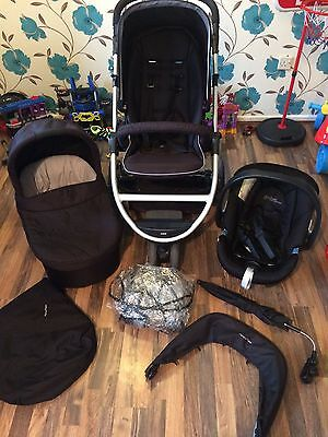 mamas and papas zoom pushchair travel system