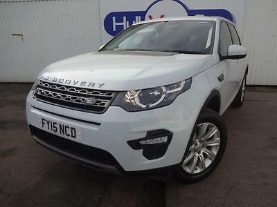 2015 15 Land Rover Discovery Sport 2.2 Sd4 Se Tech 5D Auto 190 Bhp Diesel