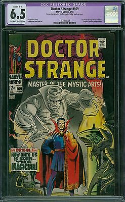 Doctor Strange 169 CGC 6.5 - OW/W Pages - Restored
