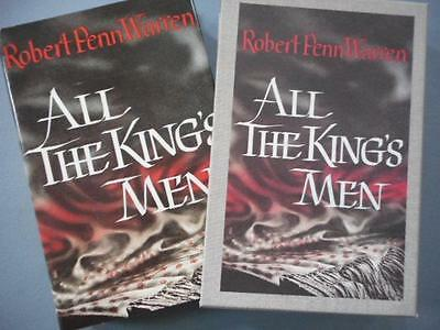 All The King's Men. Robert Penn Warren. First Edition Library.