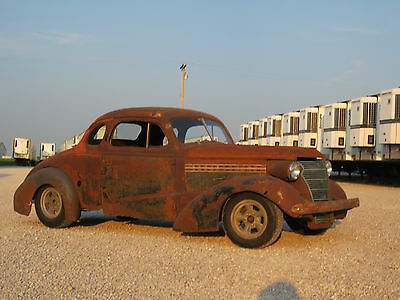 1938 Chevrolet Coupe none 1938 Chevy Coupe Rat Rod