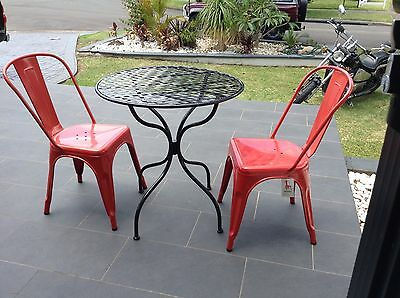Outdoor Patio 3 Piece Setting New RRP$ 429