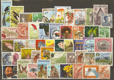 Png Papua New Guinea Used Lot 1