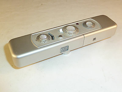 Minox C Subminiature Camera w/ Case, & Chain... Not tested so offered as found