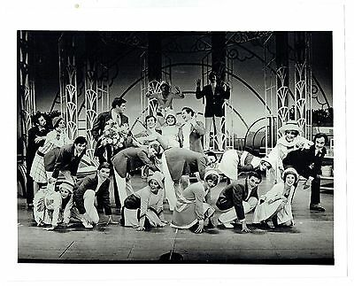 1970's LORELEI MUSICAL ORIGINAL PUBLICITY PHOTO CHOREOGRAPHED BY ERNEST FLATT!