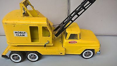Vintage Metal TONKA MOBILE CLAM Truck – Toys, Diecast, Advertising