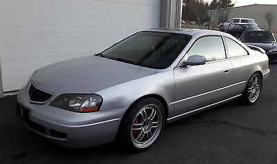 2003 Acura CL Type S 2003 Acura CL Type S 6spd. V6 Turbocharged 400+ HP One of a Kind $45K invested