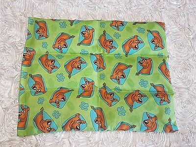 2.5kg weighted lap blanket (autism, adhd, sensory) scooby doo print