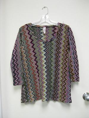 SWEET PEA by Stacy Frati maternity sweater size L