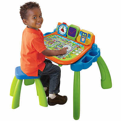 VTech - Touch and Learn English Activity Desk