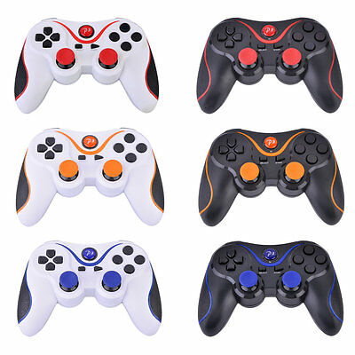New Wireless Bluetooth Gamepad Remote Controller Joystick For Ps3 By
