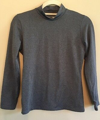Youth Under Armour Cold Gear Fitted Shirt Size YLG