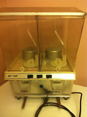 Jet Spray Double 5 Gallon Bowl Refigerated Drink Dispenser