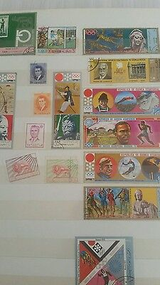 Stamp collection - full