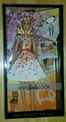 Barbie The Look Collection 2016 Park Pretty  Doll Brand New Free Shipping Usa Pr