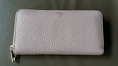 Ladies Fossil Leather Wallet